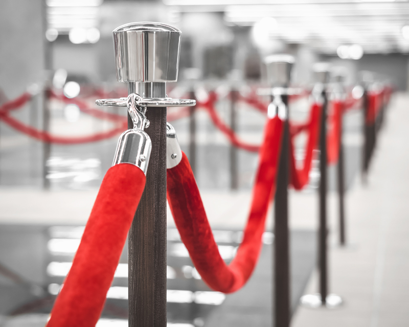 Event ropes